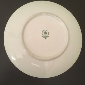 Accents - German Kahla Plate ca 1981